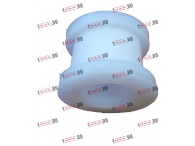 Втулка фторопластовая (передняя, кабина AZ1642430263) H2/H3 HOWO (ХОВО) AZ1642430261 фото 1 Бийск