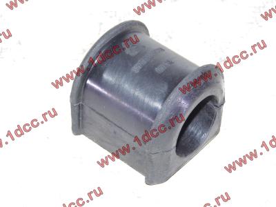 Втулка резиновая для переднего стабилизатора (к балке моста) H2/H3 HOWO (ХОВО) 199100680068 фото 1 Бийск
