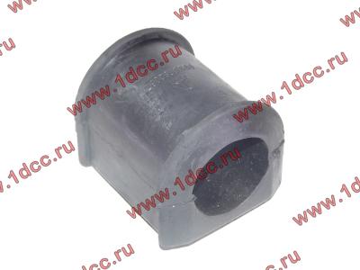 Втулка резиновая для заднего стабилизатора H2/H3 HOWO (ХОВО) 199100680067 фото 1 Бийск