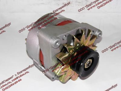 Генератор 28V/55A WD615 (JFZ2150Z1) H2/SH WP10 HOWO (ХОВО) VG1500090010/VG1560090010 фото 1 Бийск