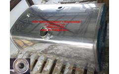 Бак топливный 400 литров алюминиевый F для самосвалов фото Бийск