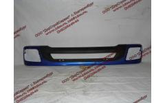 Бампер FN3 синий самосвал для самосвалов фото Бийск