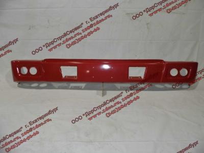 Бампер H красный самосвал металлический HOWO (ХОВО) WG1641240001 фото 1 Бийск