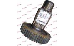 Вал промежуточный делителя (короткий) КПП Fuller 12JS160 SH