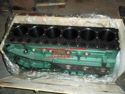 Блок цилиндров двигатель WD615.68 (336 л.с.) H2 HOWO (ХОВО) 61500010383 фото 1 Бийск