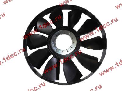 Вентилятор радиатора на гидромуфту d-590 H HOWO (ХОВО) VG1500060047 фото 1 Бийск