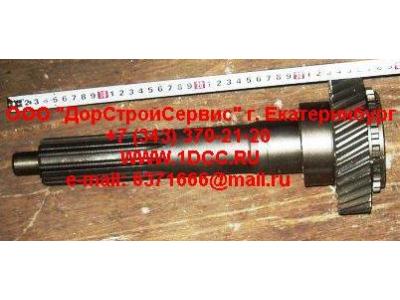 Вал первичный КПП ZF 5S-150GP d-50 H2/H3 КПП (Коробки переключения передач) 2159302060 фото 1 Бийск