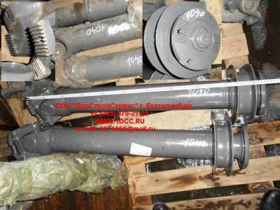 Вал карданный основной с подвесным L-1040,d-180, 4 отв H2/H3 HOWO (ХОВО) AZ9112311040 фото 1 Бийск