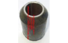 Сайлентблок стабилизатора переднего самосвал (резина метал, D-40,d-24, L-66) H