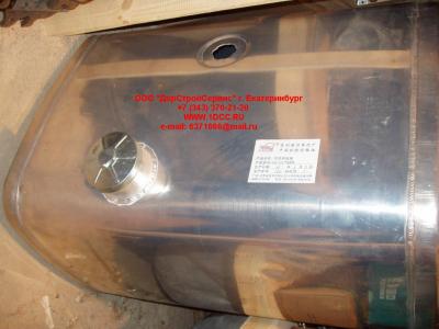 Бак топливный 350литров H2/H3 HOWO (ХОВО)  фото 1 Бийск