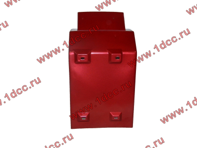 Брызговик передней оси правый H2 красный HOWO (ХОВО) WG1642230004 фото 1 Бийск