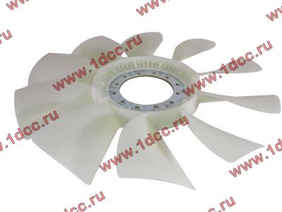 Вентилятор радиатора (на гидромуфту) без кольца d-590 H HOWO (ХОВО) 61500060131 фото 1 Бийск