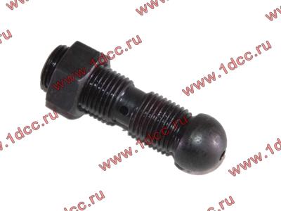Болт регулировочный клапана с гайкой H2/H3 HOWO (ХОВО) VG14050010 фото 1 Бийск