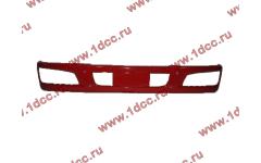 Бампер F красный пластиковый для самосвалов фото Бийск