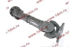 Вал карданный межосевой L-665, d-165 , 8 отв. H2/H3
