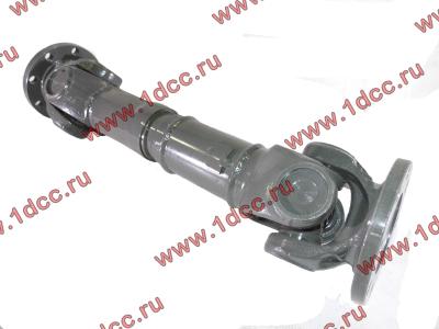 Вал карданный межосевой L-665, d-165 , 8 отв. H2/H3 HOWO (ХОВО) WG9014310125/AZ9114310096 фото 1 Бийск
