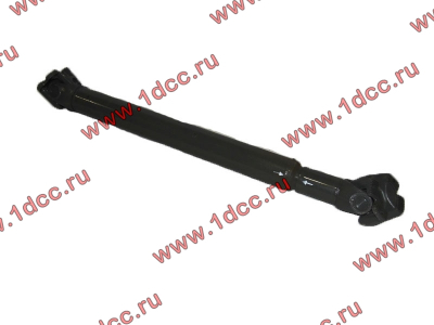 Вал карданный основной без подвесного L-1650, d-180, 4 отв. H2/H3 HOWO (ХОВО) AZ9114311650 фото 1 Бийск