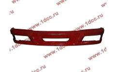 Бампер FN2 красный самосвал для самосвалов фото Бийск