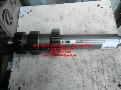 Вал промежуточный КПП Fuller 12JS160T КПП (Коробки переключения передач) 12JS160T-1701048 фото 1 Бийск