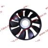 Вентилятор радиатора на гидромуфту d-590 H HOWO (ХОВО) VG1500060047 фото 2 Бийск