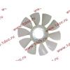 Вентилятор радиатора (на гидромуфту) без кольца d-590 H HOWO (ХОВО) 61500060131 фото 2 Бийск