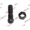 Болт регулировочный клапана с гайкой H2/H3 HOWO (ХОВО) VG14050010 фото 2 Бийск