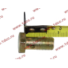 Болт пустотелый М12х1,25 (штуцер топливный) H HOWO (ХОВО) 90003962607 фото 3 Бийск