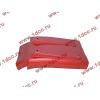 Брызговик передней оси правый H3 красный HOWO (ХОВО) WG1642230104 фото 3 Бийск