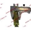 Болт крепления переднего стабилизатора с гайкой H2/H3 HOWO (ХОВО) 199100680069 фото 3 Бийск